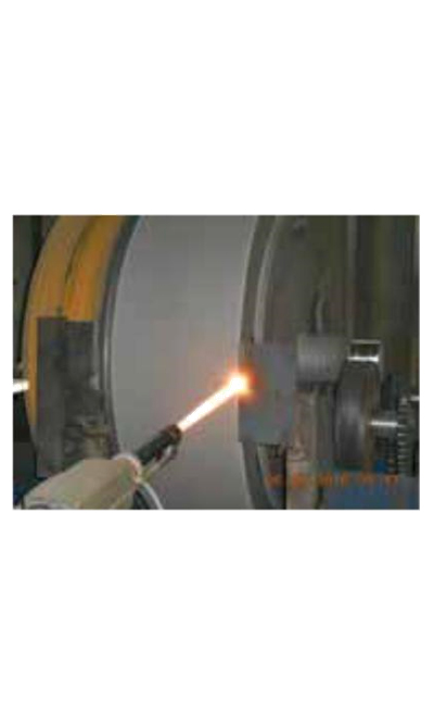 PISTON (Big form) Coating Processing