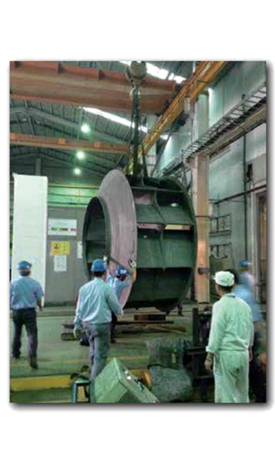 IDF Impeller